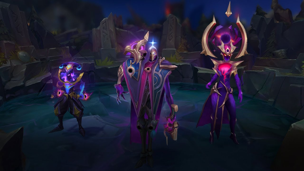 Sonsuz Karanlık 2019 | Kostüm Tanıtımı - League of Legends