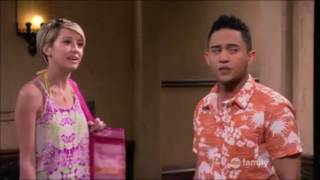 riley and tucker // best, funny, cute moments {baby daddy}