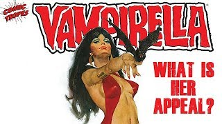What's the Appeal of Vampirella?