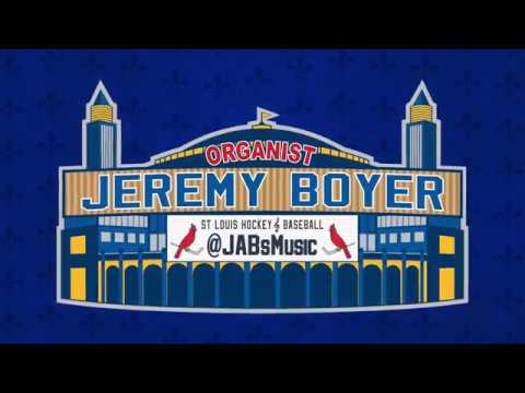 Big Mike - Gloria! by St. Louis Blues organist Jeremy Boyer!