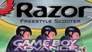Xin Plays: Razor Freestyle Scooter (GBA)