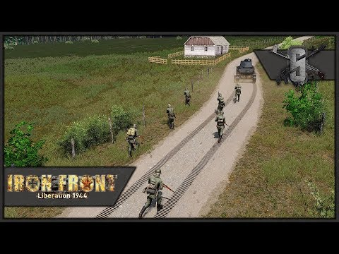German Blitzkrieg of Belgium 1940 - ArmA WW2 Mod - MG 34 Ger