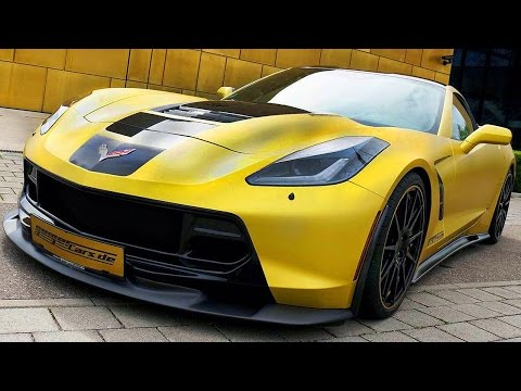 Chevrolet Corvette Stingray >> Geiger Cars Chevrolet Corvette C7 Stingray 2014 6.2 V8 Compressor 590 cv 77,2 mkgf 320 kmh - YouTube