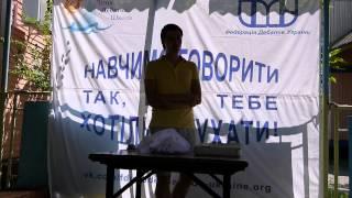 ЛДШ 2014 - Тренинг по судейству - М. Евдокимов - ч. 5/6