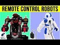 10 Best Remote Control Robots 2019
