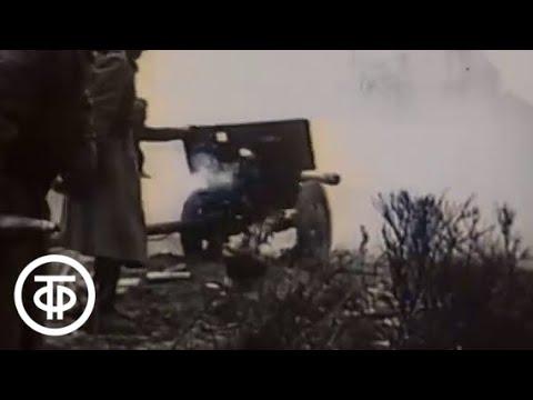 Стратегия победы. Фильм 13. Последние залпы войны. Часть 1 (1984)
