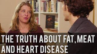 Women, Low-Fat Diets & Heart Disease w/ Nina Teicholz