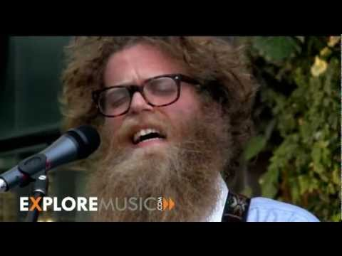 Ben Caplan performs Drift Apart from In the Time of the Great Remembering