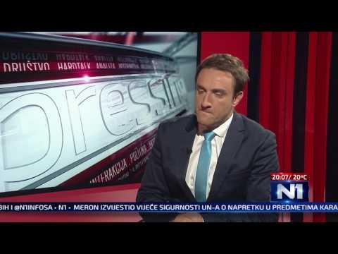 N1 Pressing: Fra Mile Babić (7.6.2017)