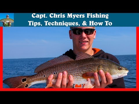 Central Florida Flats Fishing Guide for Redfish in Mosquito Lagoon
