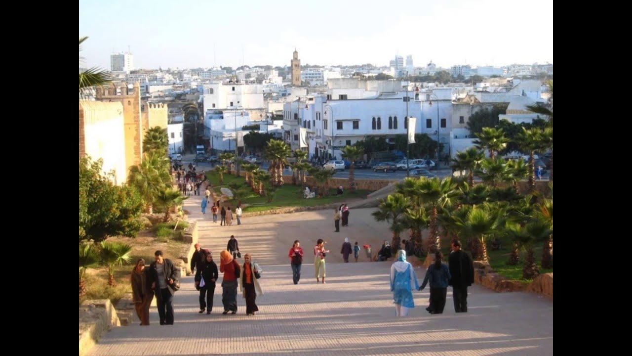 Ballade dans la ville de rabat maroc youtube for Piscine demontable maroc