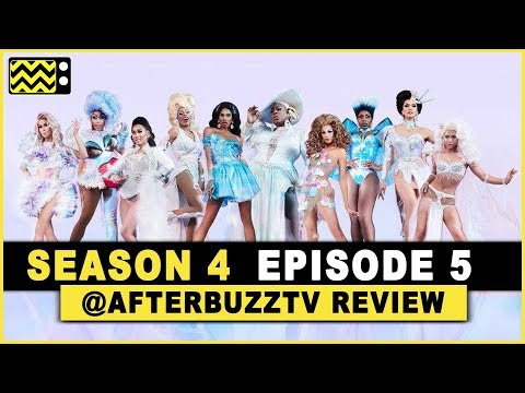RuPaul's Drag Race All Stars Season 4 Episode 5 Review & After Show