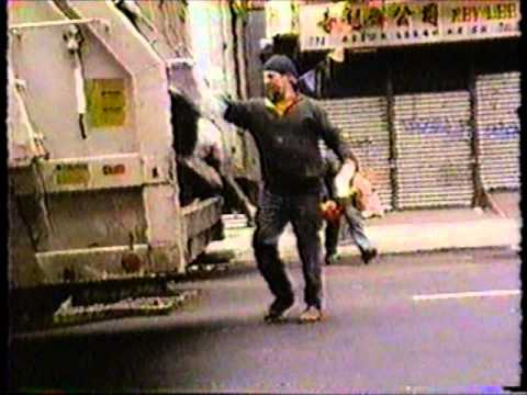"1989 ""The Hidden City"" The NYC Sanitation Department (Abbreviated Version)"