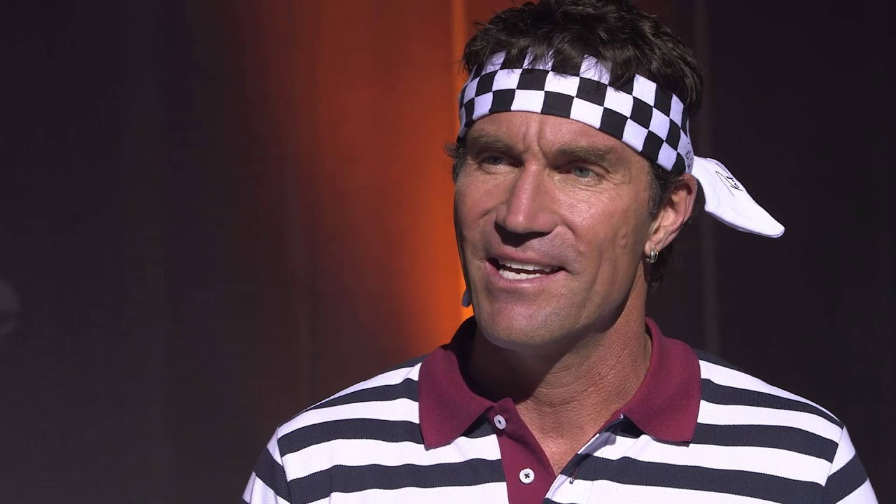Wimbledon legend Pat Cash returns to ellesse
