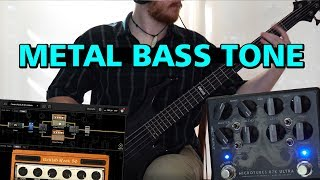 Download How To Get Djent Bass Tone With Bias Fx Like Adam