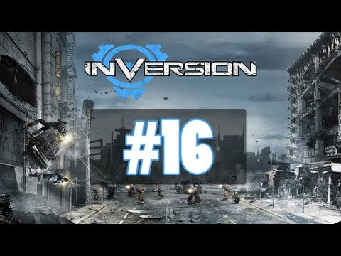 Inversion Walkthrough / Gameplay Part 16 - Fun with Slave Drivers