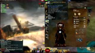 Guild Wars 2 - Engineer, the Skirmishing Alchemist build and guide