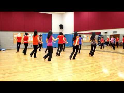 Heaven On Earth - Line Dance (Dance & Teach in English & 中文)