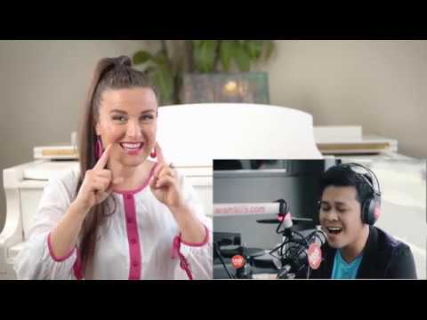 Vocal Coach Reacts to Marcelito Pomoy - Power of Love (Celine Dion)