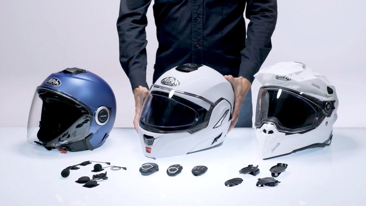 Come Installare Interphone Avant, Active e Connect sul casco