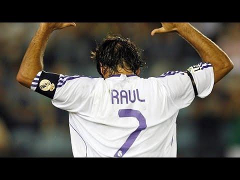 Raúl, El Siete [Best Goals]