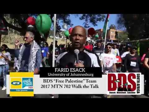 Prof Farid Esack - University of Johannesburg @ 702 walk the talk