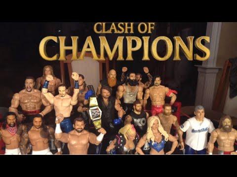 WWE Clash of Champions Predictions 2017