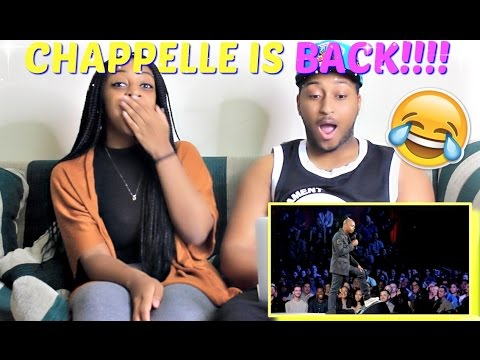 Dave Chappelle Netflix Special 2017 | Son meeting Kevin Hart REACTION!!!