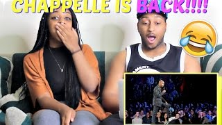 Dave Chappelle Netflix Special 2017   Son meeting Kevin Hart REACTION!!!