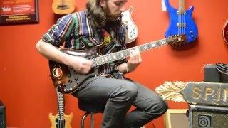 Jerry Garcia Lightning Bolt Guitar aka