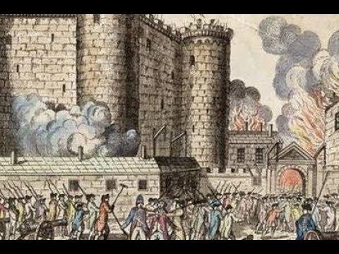 Взятие Бастилии Мифы и правда