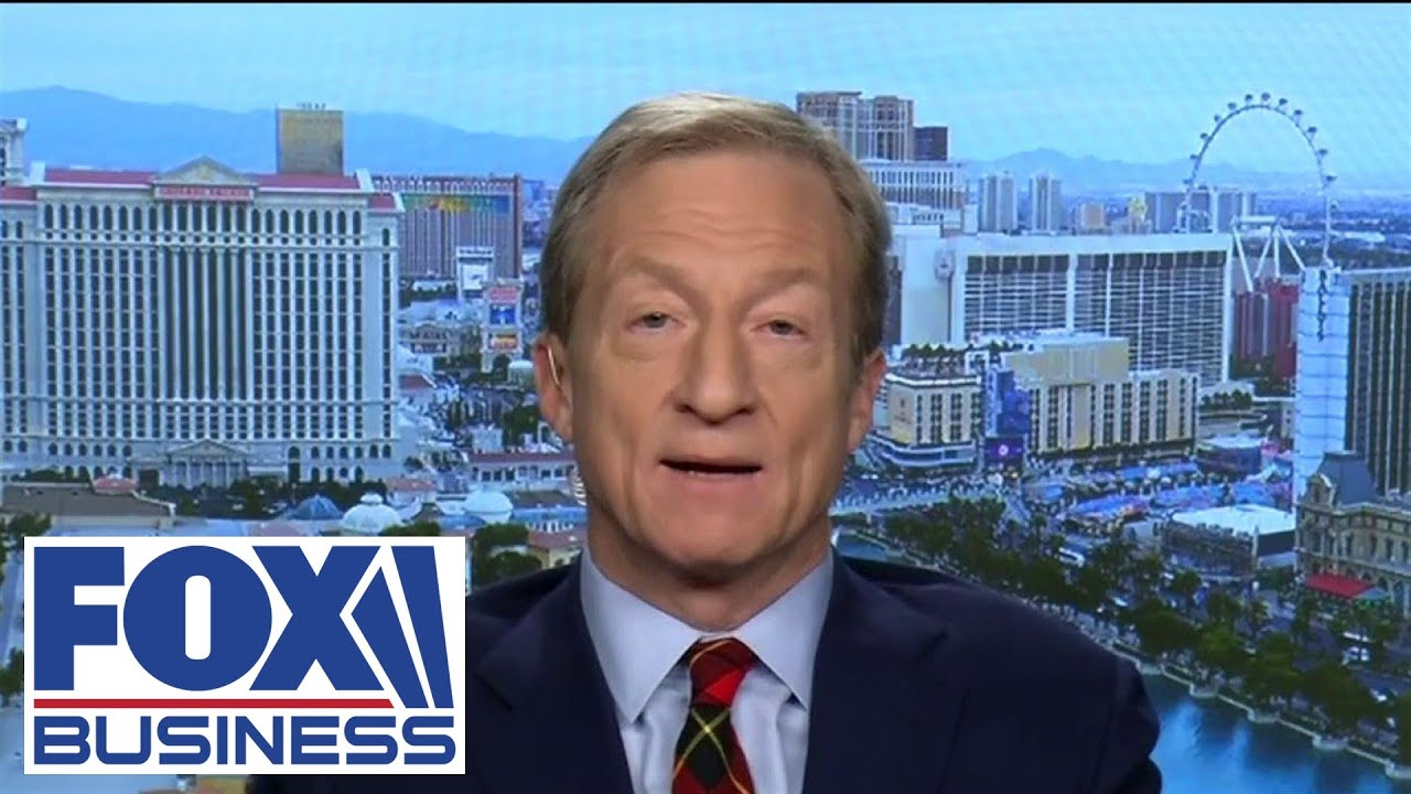 Charles Payne grills Steyer on how he made his fortune