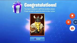 *CONFIRMED* HOW TO USE GIFTING METHOD IN FORTNITE