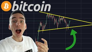 THIS BITCOIN BREAKOUT IS ABSOLUTELY IMMINENT RIGHT NOW!! [next trade]