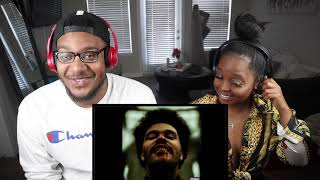 The Weeknd - In Your Eyes (reaction)