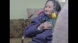 95-летняя ветеран заселилась в квартиру | V1.RU