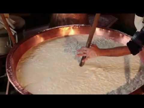 Queso Grana Padano - Locución Español