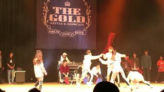 The Gold 10th Double Dutch Battle  Regstyle