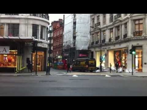 London Streets (432.) - China Town - Soho - Mayfair
