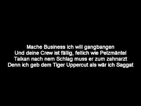 Farid Bang feat. Kollegah - Drive-By (Lyrics)