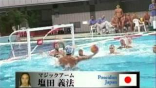 水球日本代表2010ワールドリーグ