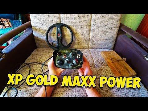 Xp Gold Maxx Power в гостях! Настройки тест и сравнение с Minelab Equinox 600