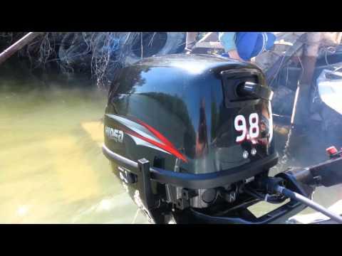 лодочный мотор хайди в новосибирске
