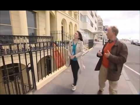 Coverage Of Explore Living's Grand Ocean Development On ITV Meridian News