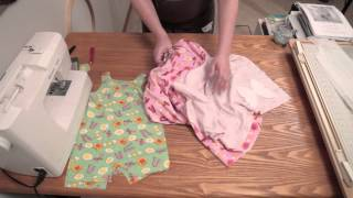 Brindille & Twig Tank Top Romper Sew-A-Long Part 1