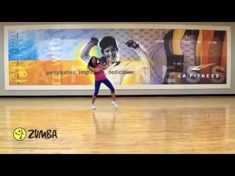 Zumba  Give Me Everything  Pitbull feat NeYo, Afrojack & Nayer Warmup