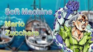 Mario Zucchero - Soft Machine (JJBA Musical Leitmotif)