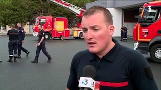 A Tarbes, les sapeurs pompiers sont en grève depuis un mois