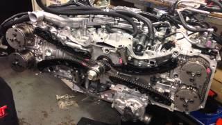 Subaru BRZ FA20 cam chain info, tips and traps