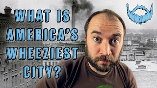 WHAT IS AMERICA'S WHEEZIEST CITY?   Wheezy Waiter